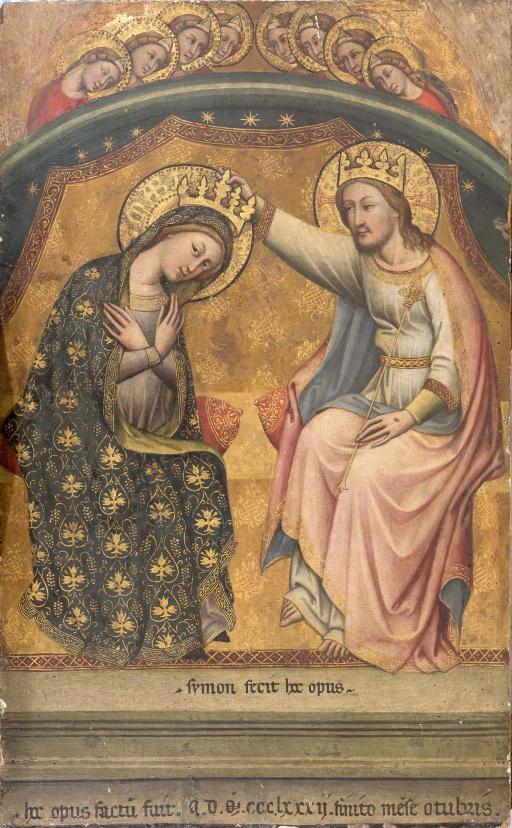 A Bologna verrà mostrata al pubblico l'Incoronazione della Vergine di Simone de' Crocifissi