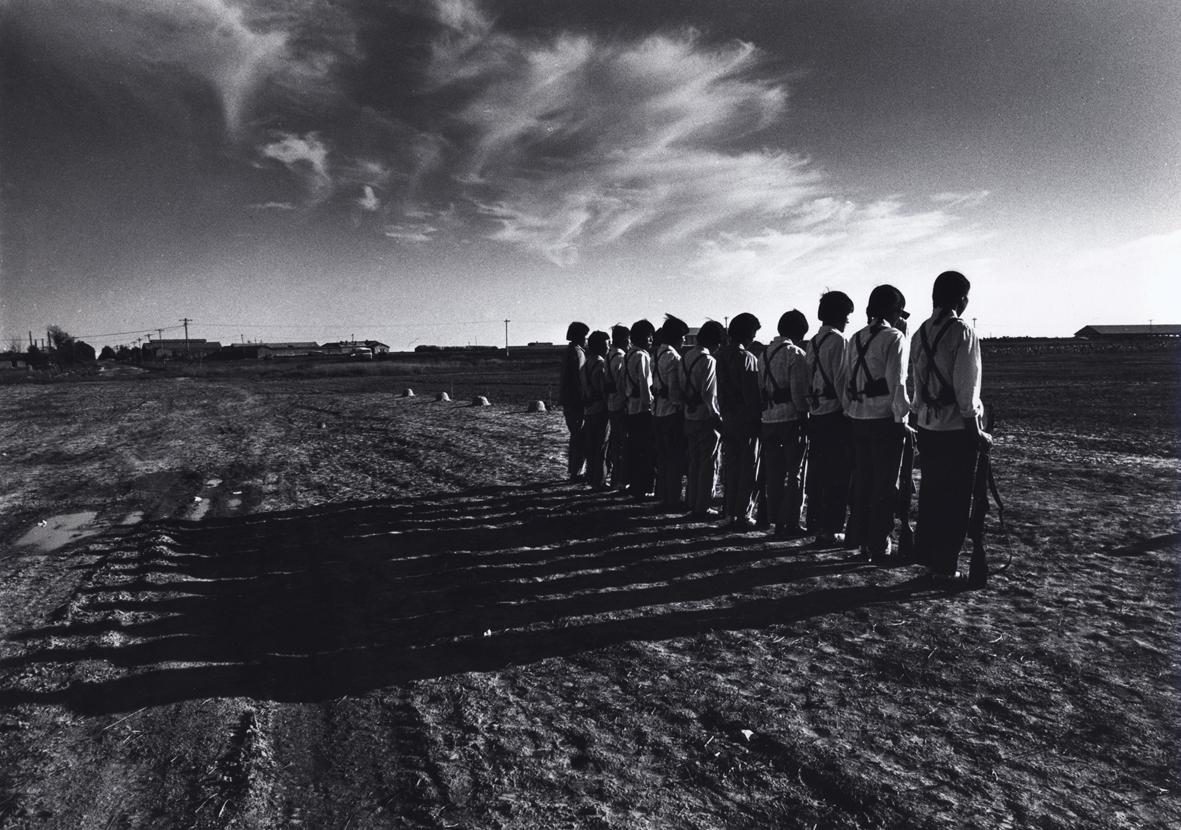 A Bologna in mostra le immagini di Paolo Gotti che fotografano la Cina di quarant'anni fa