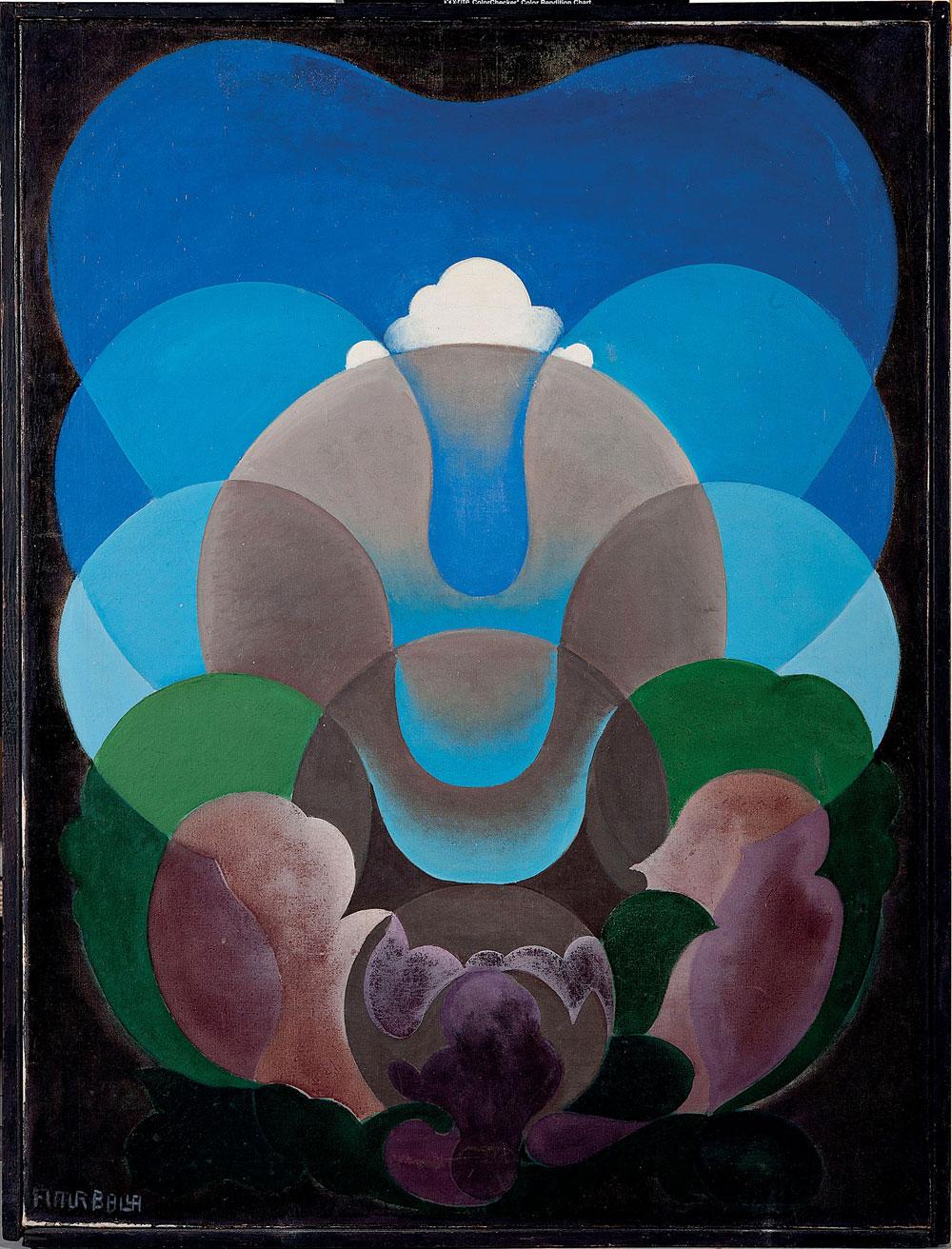 La Galleria Bottegantica di Milano dedica una mostra a Giacomo Balla