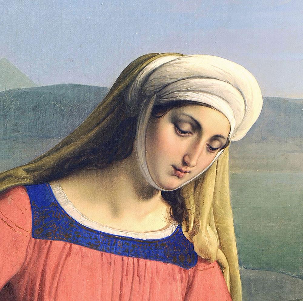 Un capolavoro riscoperto di Francesco Hayez sarà presto visibile a Trento