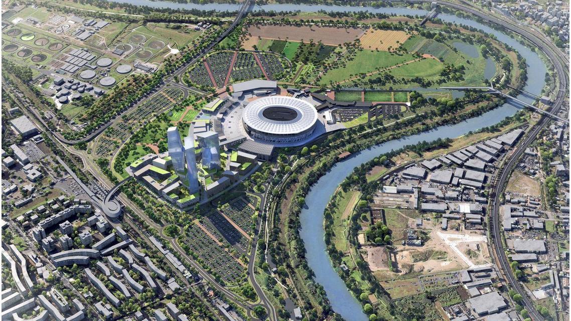 Roma, indagine sul nuovo stadio, indagato anche il soprintendente Prosperetti
