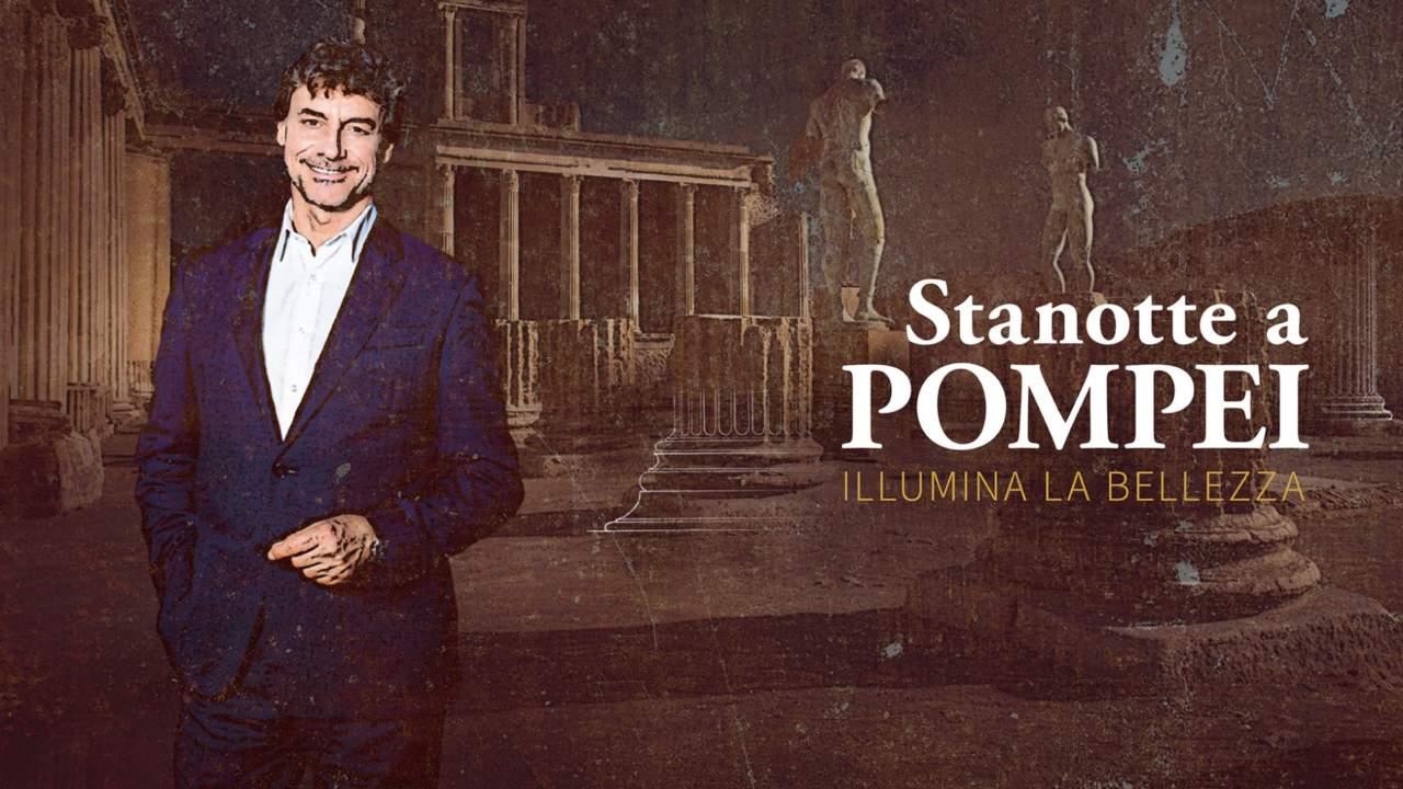 Stasera Alberto Angela porta tutti a Pompei. E farà vedere quello che forse è l'olio più antico del mondo
