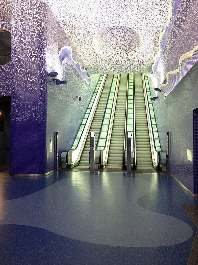 La Metropolitana di Napoli diventerà un museo aperto e diffuso