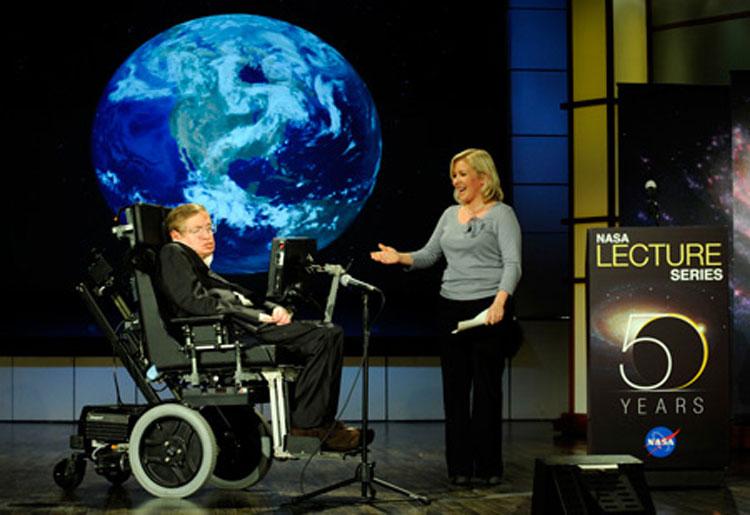 Il mondo piange Stephen Hawking, grande astrofisico e cosmologo