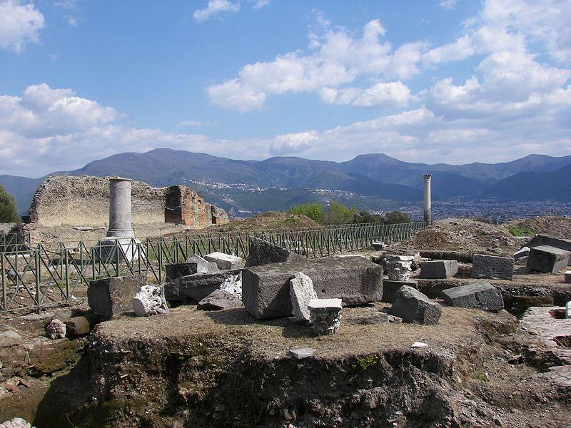 Il direttore del Parco Archeologico di Pompei annuncia guardie armate, metal detector ed esercito