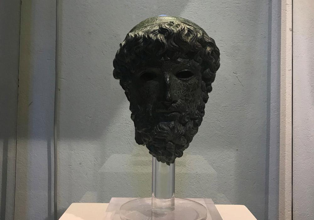 Scambio di opere tra Paestum e il Museo Archeologico Nazionale di Vibo Valentia