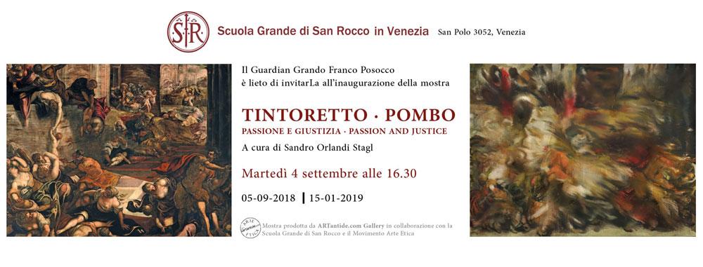 A confronto a Venezia la Strage degli Innocenti di Tintoretto e la sua rivisitazione di Jorge R. Pombo