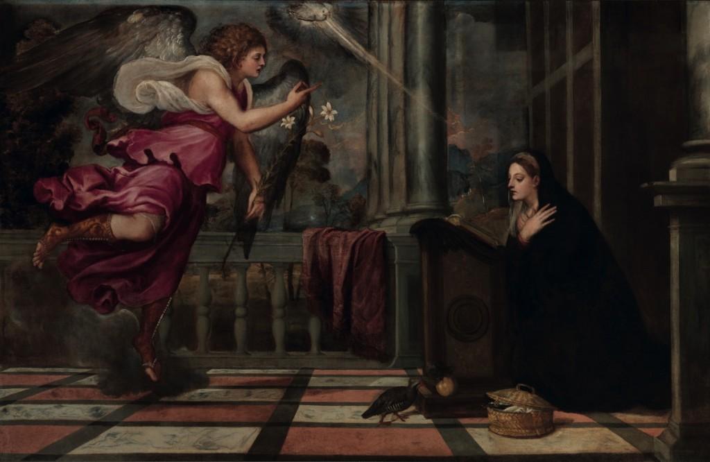 Il cielo sulla terra. Tiziano e Gerhard Richter dialogano a Mantova, a Palazzo Te