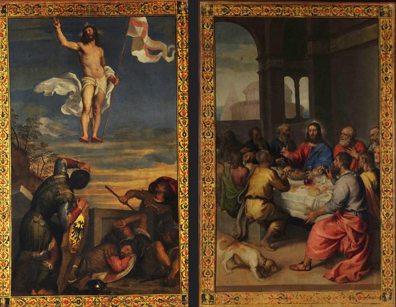 L'unica opera di Tiziano a Urbino torna a Palazzo Ducale dopo il restauro