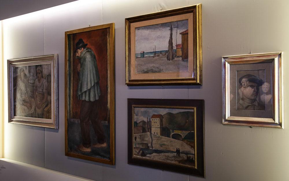 Colazione ad arte-speciale Festa della Mamma: a Palazzo Pretorio di Prato torna il Ritratto della madre di Arrigo del Rigo