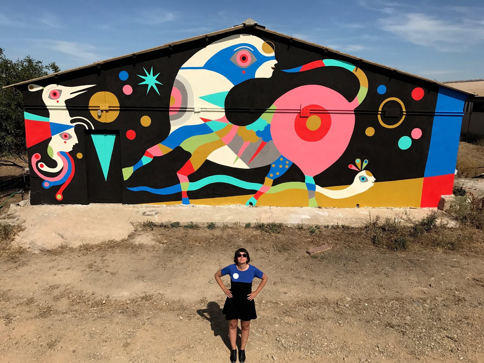 A Livorno arriva la street art al femminile di Gio Pistone