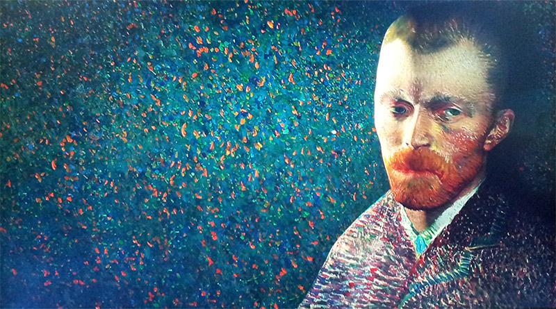 """Le opere di van Gogh dentro il centro commerciale. Una """"mostra"""" a La Spezia"""