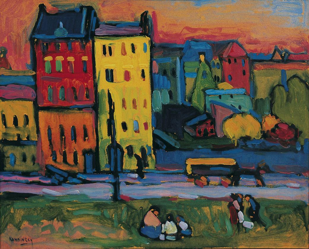 Da Kandinskij a Kokoschka, le avanguardie tedesche in mostra a Parma