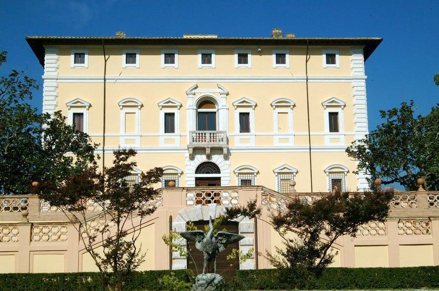 Perugia, apre al pubblico dopo vent'anni il complesso monumentale della Villa del Colle del Cardinale