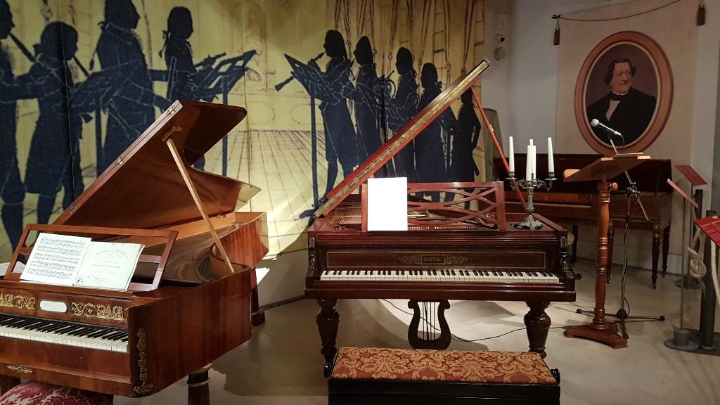 Per la mostra di Rossini a Pesaro, Urbino e Fano, ci saranno anche originalissime... visite musicali!