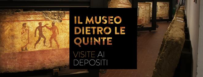 Il Museo di Paestum apre i depositi tutti i giorni: per la prima volta un deposito è parte del percorso del museo