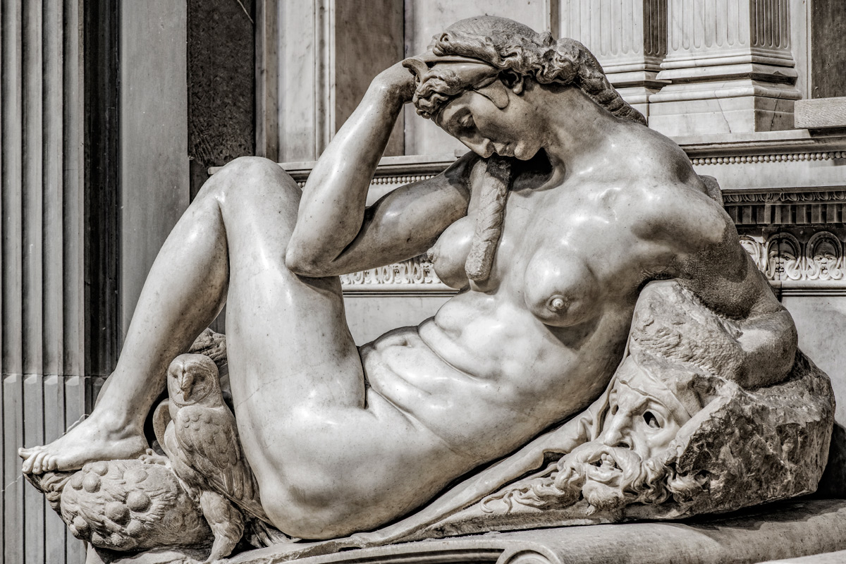 La Notte di Michelangelo. Ph. Credit Andrea Jemolo
