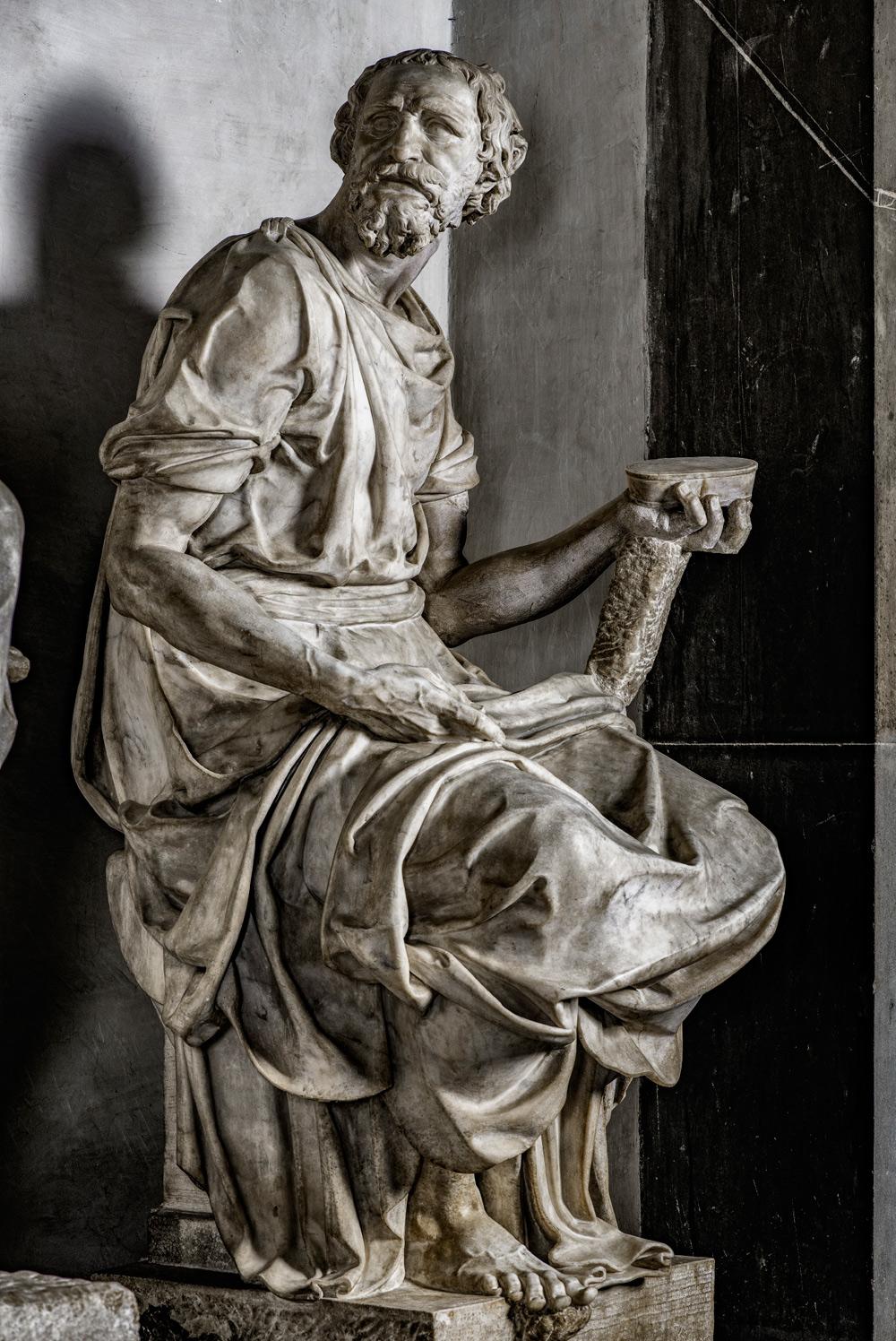 Il San Damiano di Raffaello da Montelupo. Ph. Credit Andrea Jemolo