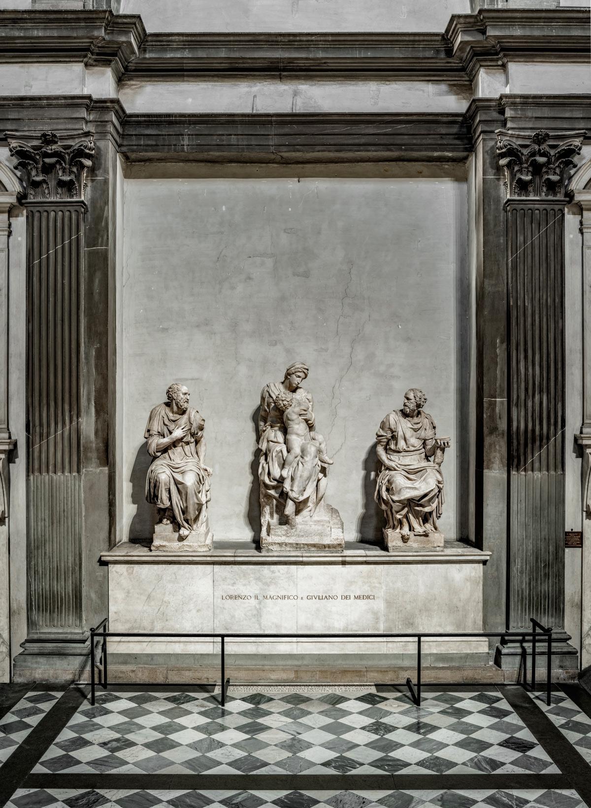 La tomba dei Magnifici. Ph. Credit Andrea Jemolo