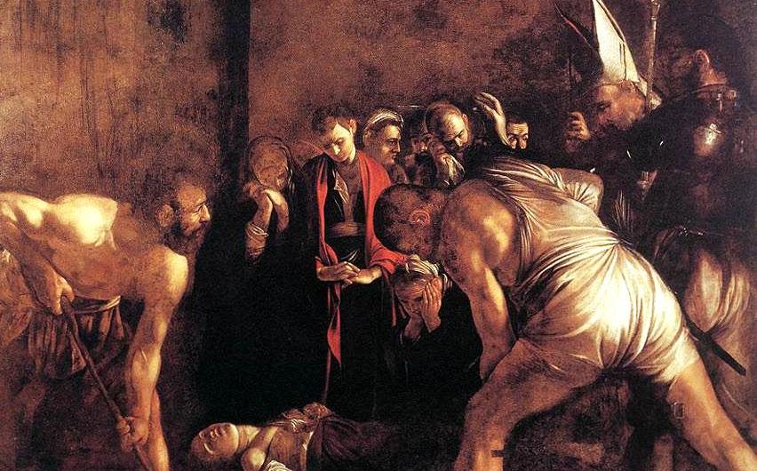 Parte anche la raccolta firme per non prestare il Caravaggio di Siracusa a Sgarbi