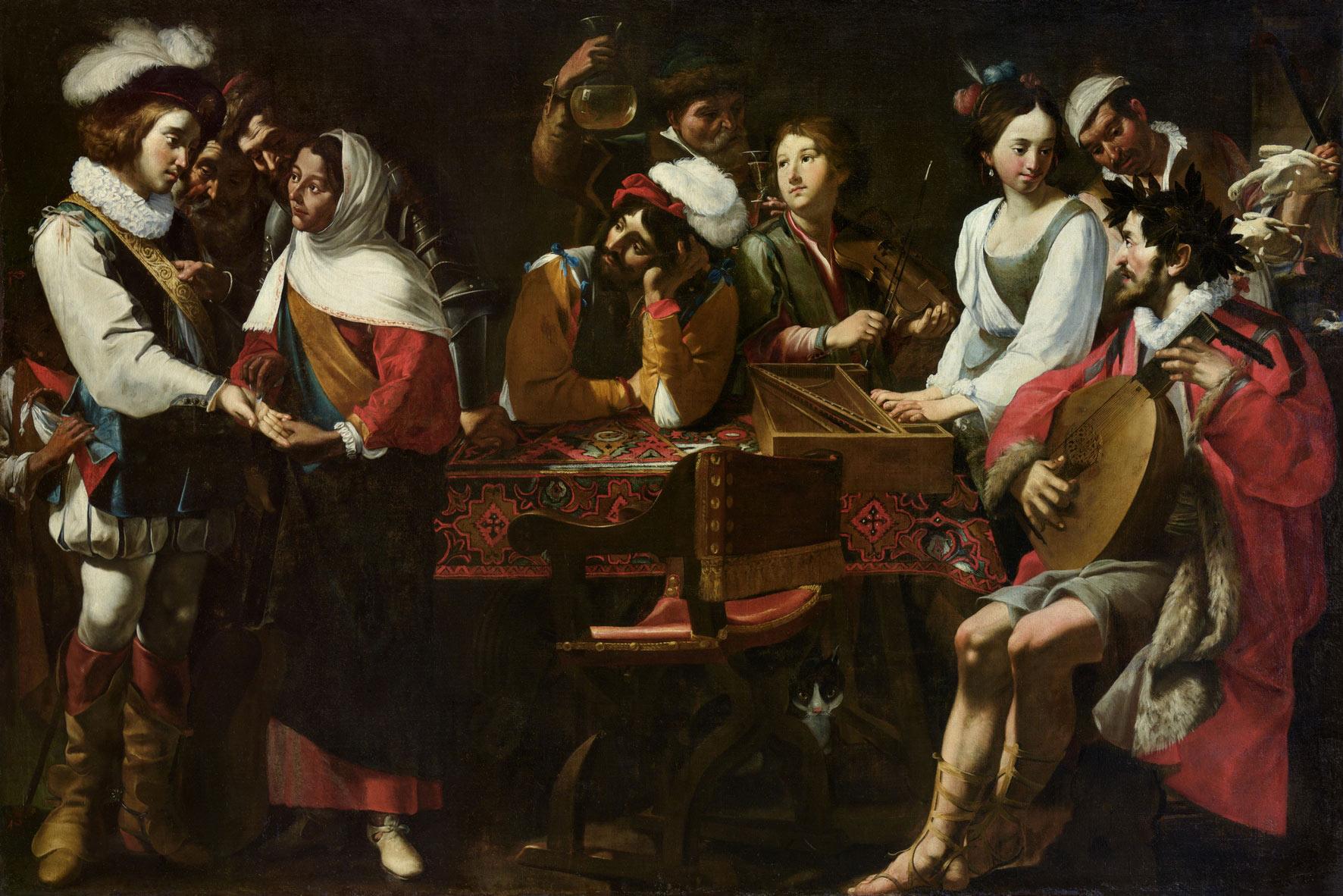 Un grande convegno sul Barocco per indagare su persistenze e rielaborazioni del caravaggismo nel Seicento