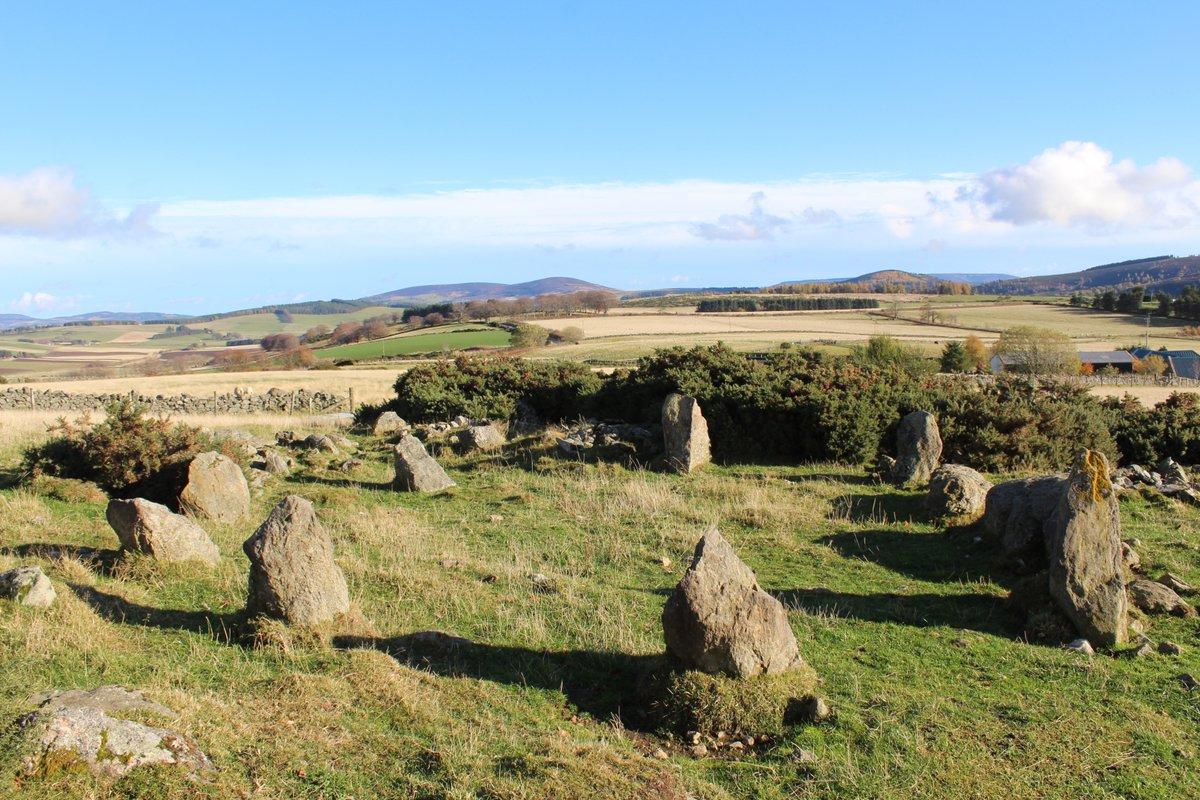 Scozia, scoperta una Stonehenge in miniatura straordinariamente ben conservata