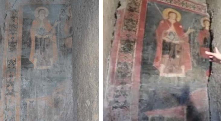Affresco di sant'Alessio a Roma, l'esistenza era già nota. Ma si può parlare di bufala? Ecco come stanno le cose