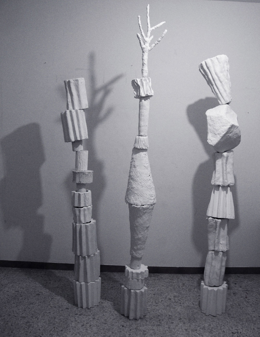 La Fondazione Plart presenta a Paratissima gli alberi-colonna antismog di Marcello Cinque