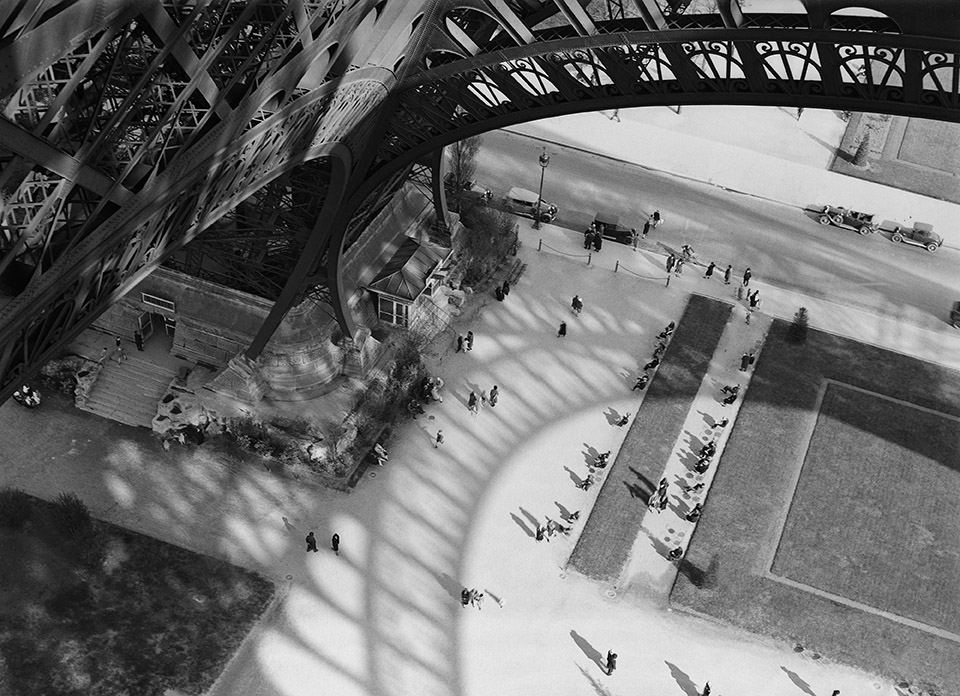 Le fotografie di André Kertész sono in mostra a Milano