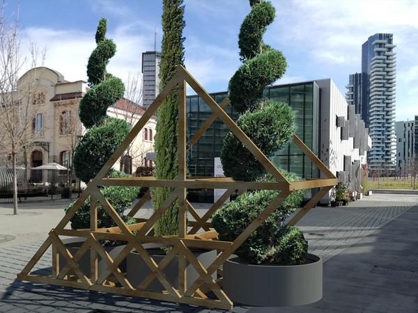 """A Milano via al progetto """"I giardini di Leonardo"""": i giardini immaginati da Leonardo rivivono in chiave contemporanea"""