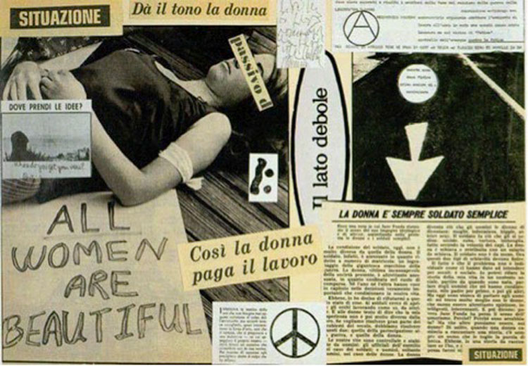 A Lucca una mostra al femminile dedicata alla visual poetry