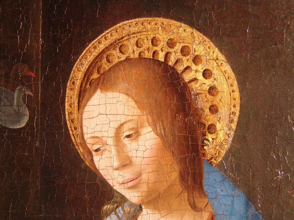 Dopo il ritorno a casa, l'Annunciazione di Antonello è protagonista di un convegno a Palazzolo Acreide