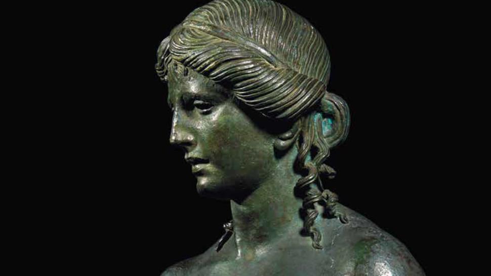 Il Louvre lancia un appello a tutti per acquistare un Apollo bronzeo di Pompei