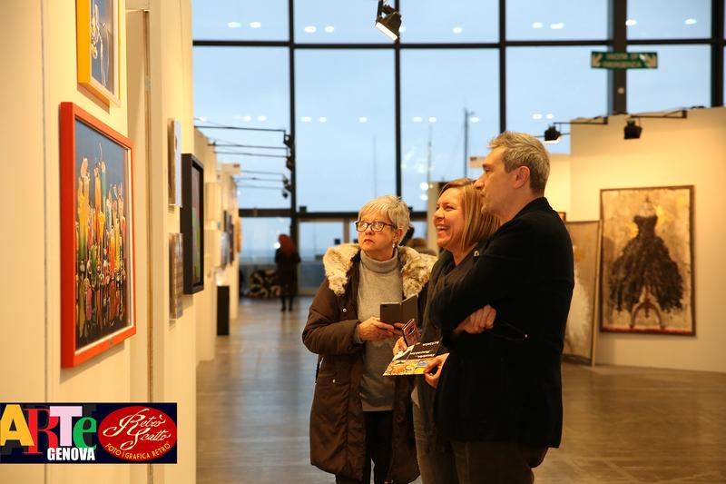Dal 15 al 18 febbraio la quindicesima edizione di Arte Genova: cosa c'è da sapere