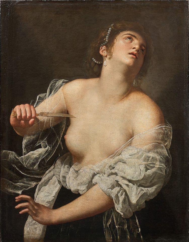 La Lucrezia di Artemisia Gentileschi venduta in asta a 4,78 milioni di euro, record per l'artista
