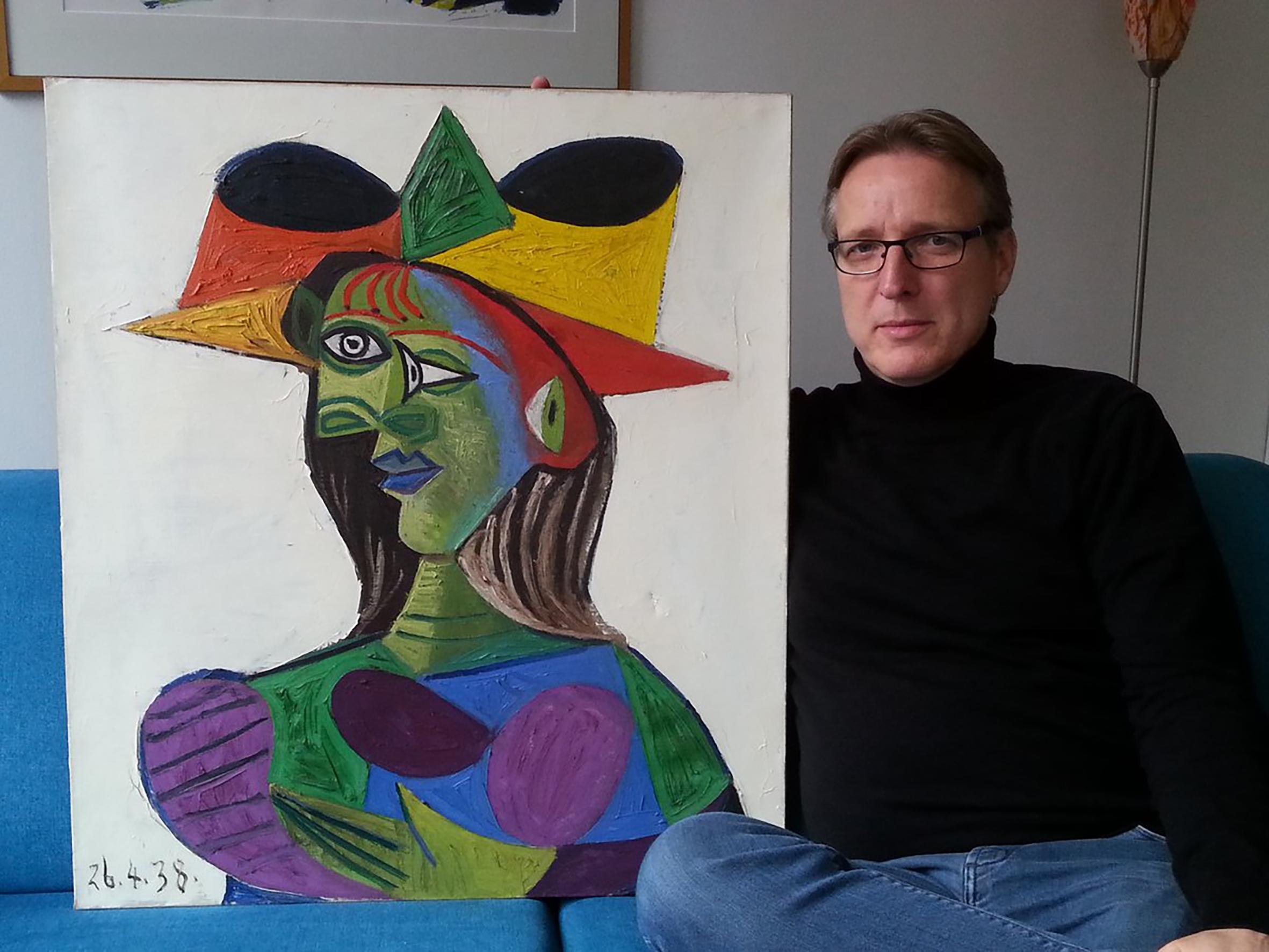 Picasso, ritrovato dopo vent'anni il ritratto di Dora Maar rubato nel 1999