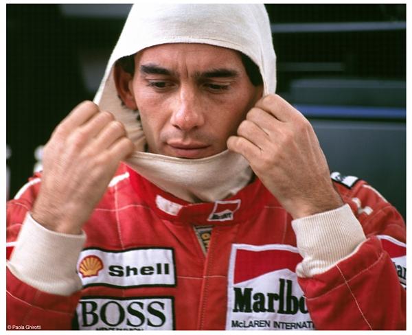 Todi dedica una mostra ad Ayrton Senna nel 25° anniversario della scomparsa