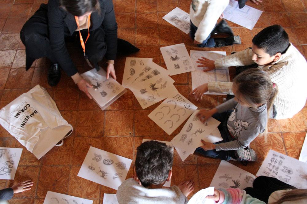 Bambini a Barberini: ciclo di incontri per bambini per scoprire i segreti del museo