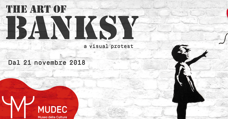 Banksy contro la mostra del MUDeC: lo street artist britannico ha citato in giudizio la 24 Ore Cultura