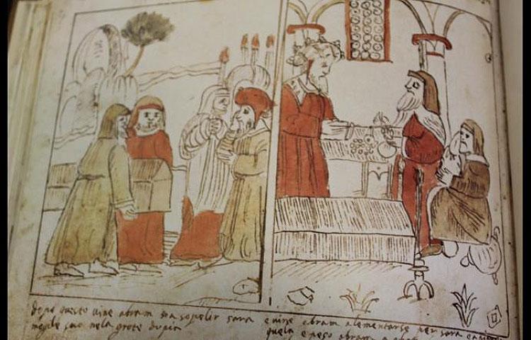 Ferrara, donata al MEIS la Bibbia di Mosè da Castellazzo: un raro manoscritto