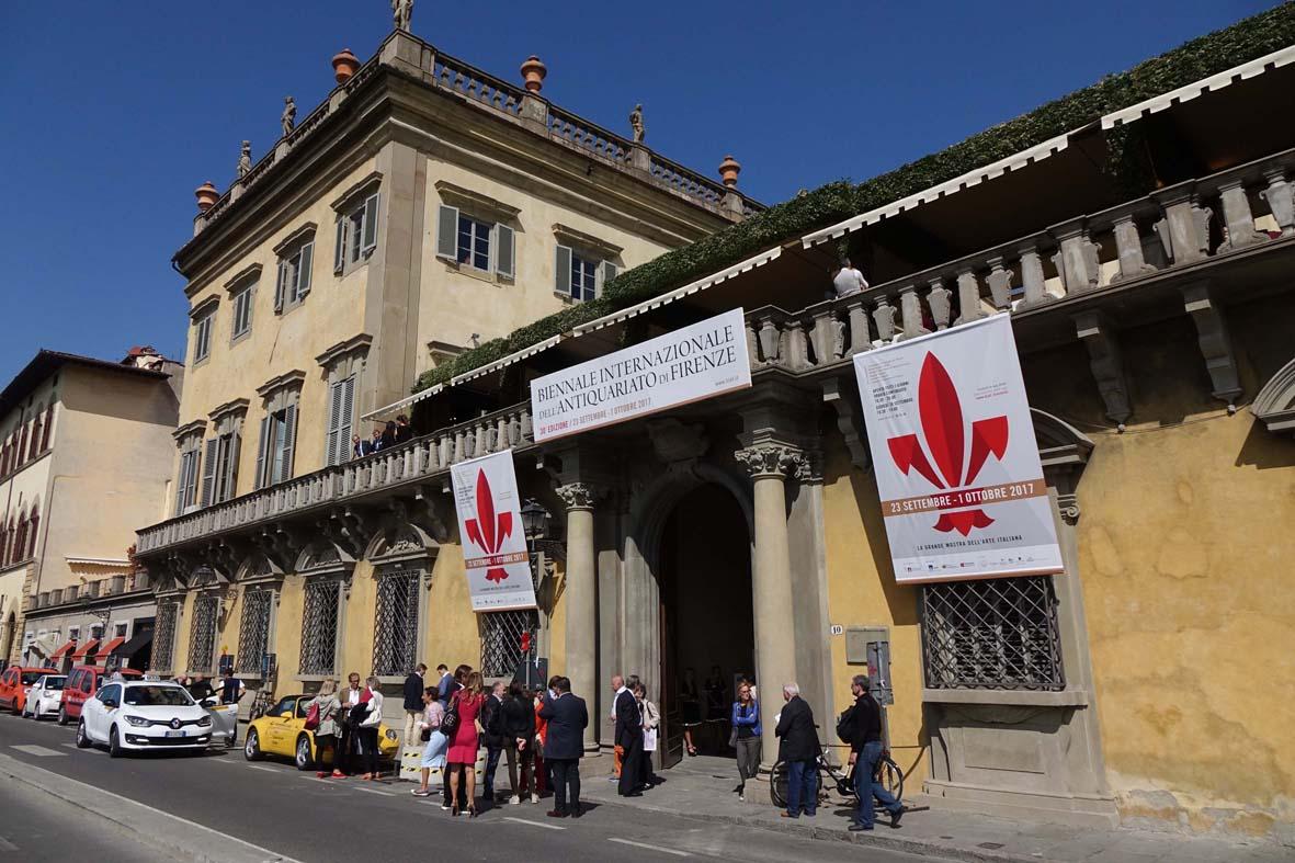 Biennale dell'Antiquariato di Firenze, la 31a edizione si terrà dal 21 al 29 settembre