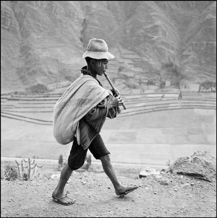 Al Lu.C.C.A. oltre cento scatti del celebre fotoreporter Werner Bischof