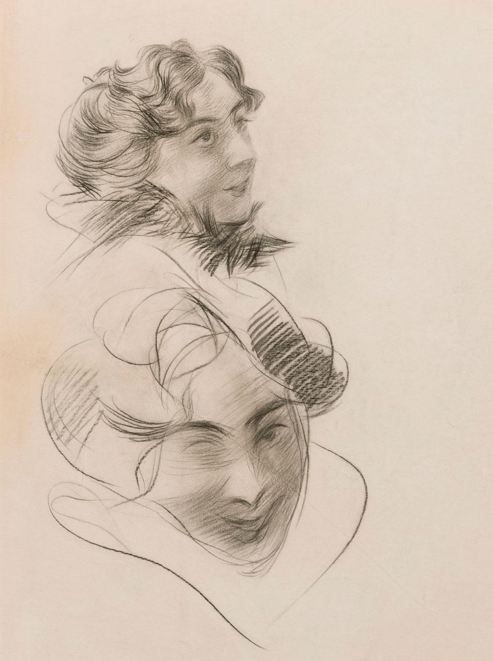 I disegni di Giovanni Boldini raccolti in mostra a Bologna