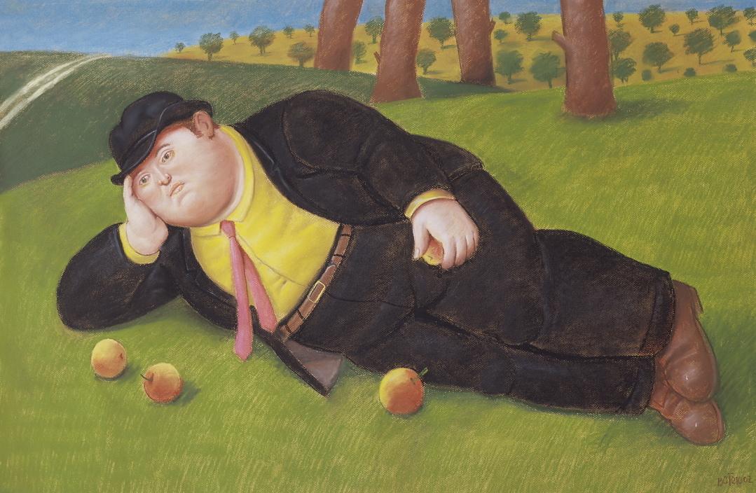 Fernando Botero in mostra a Bologna con una rassegna di 50 opere, tra cui alcuni inediti