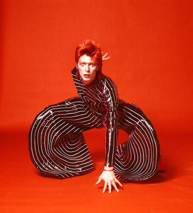 Salerno accoglie 100 scatti di Sukita dedicati a David Bowie