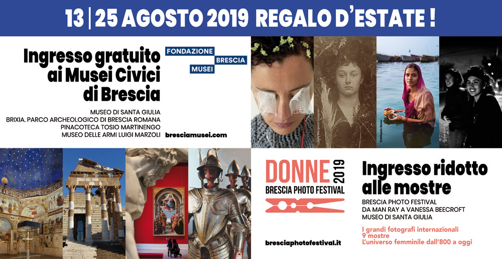 Ingresso gratuito e visite guidate speciali per il Ferragosto ai Musei di Brescia