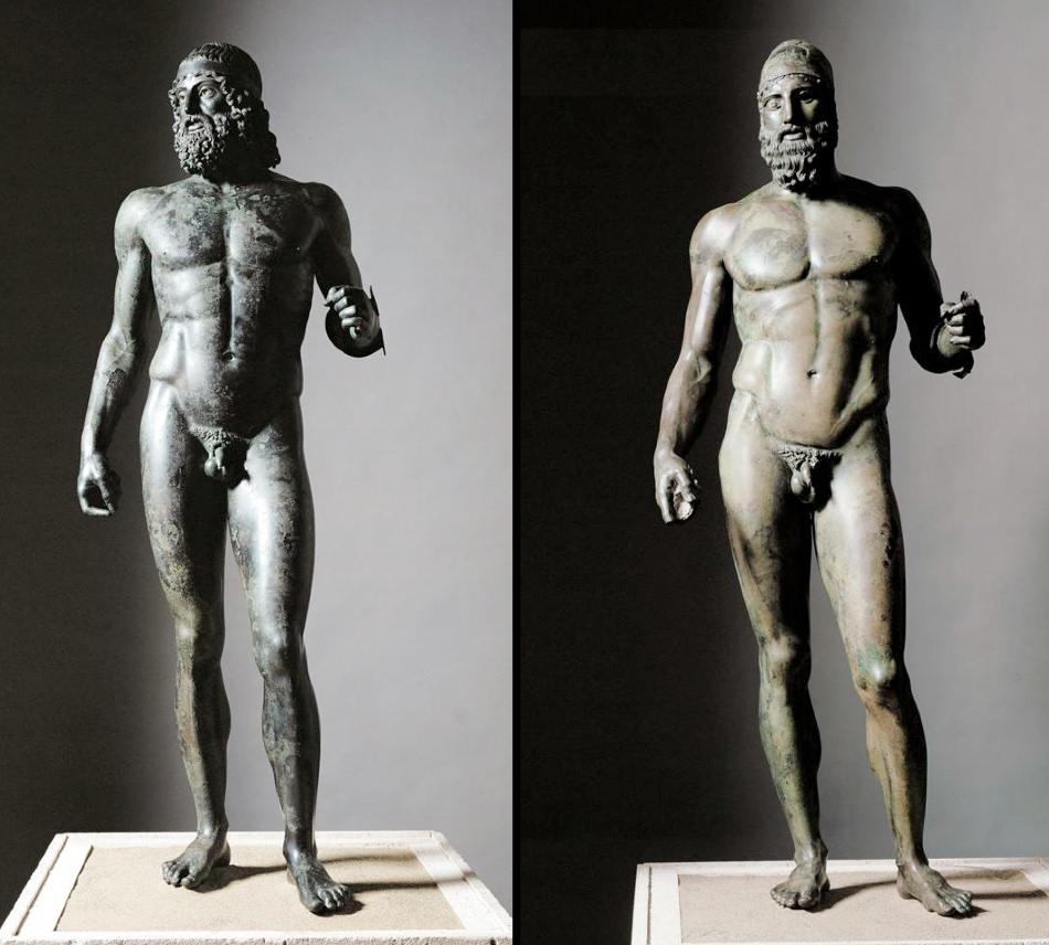 """Le Iene riaprono il caso del """"terzo bronzo di Riace"""": dalle acque dello Ionio furono rubati dei reperti?"""