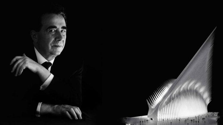 In arrivo la mostra-omaggio di Napoli a Santiago Calatrava