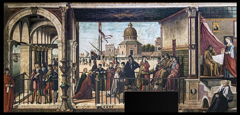 Venezia, di nuovo visibili le storie di sant'Orsola del Carpaccio alle Gallerie dell'Accademia