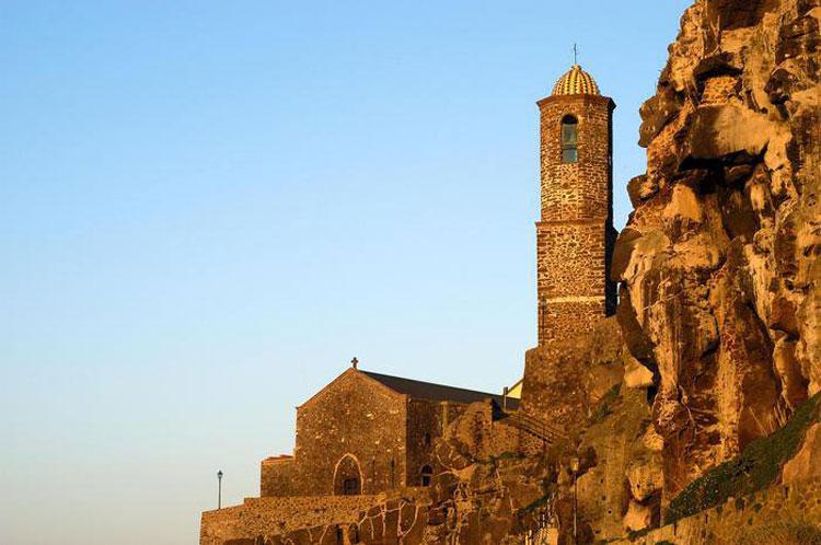 A Castelsardo il più grande retablo della Sardegna